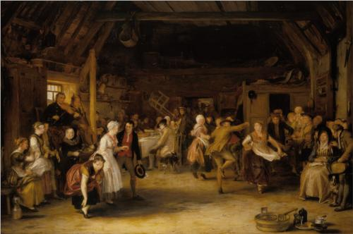 The Penny Wedding (1818)